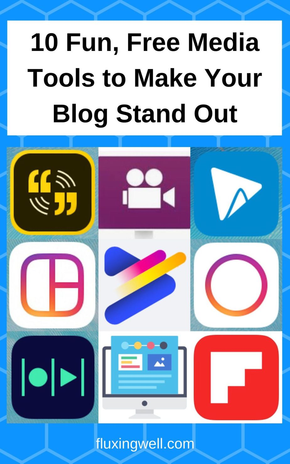 10 Fun, Free Media Tools to Make Your Blog Stand Out jpg